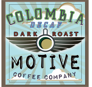 Colombia Decaf - Motive Coffee
