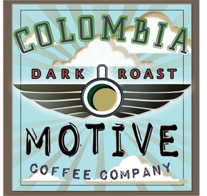 Colombia Dark Roast - Motive Coffee
