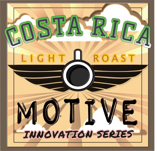 Costa Rica Termico - Motive Coffee