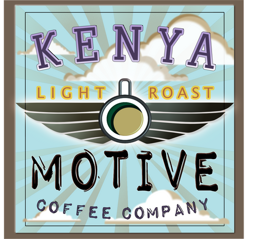 Kenya Tamu - Motive Coffee