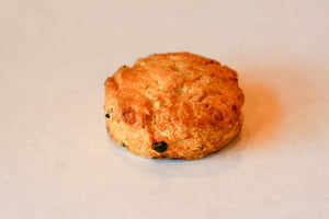 Apricot Ginger Scone