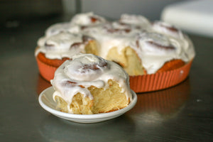 FRIDAY SPECIAL - Bake-at-Home Cinnamon Buns