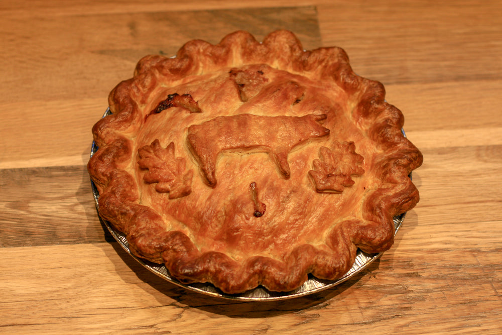 JANUARY 30TH SPECIAL - Tourtiere (Quebecois pork pie), Full Size