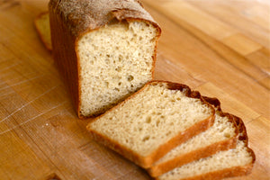 THURSDAY SPECIAL - English Muffin Bread