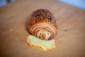 Load image into Gallery viewer, Grafton Vermont Cheddar Cheese Croissant