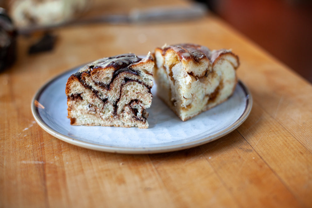 Load image into Gallery viewer, FRIDAY SPECIAL - Cinnamon Walnut Babka