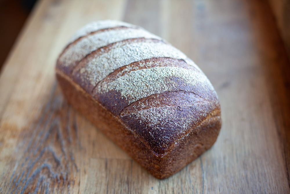 WEDNESDAY SPECIAL - Anadama Pan Loaf