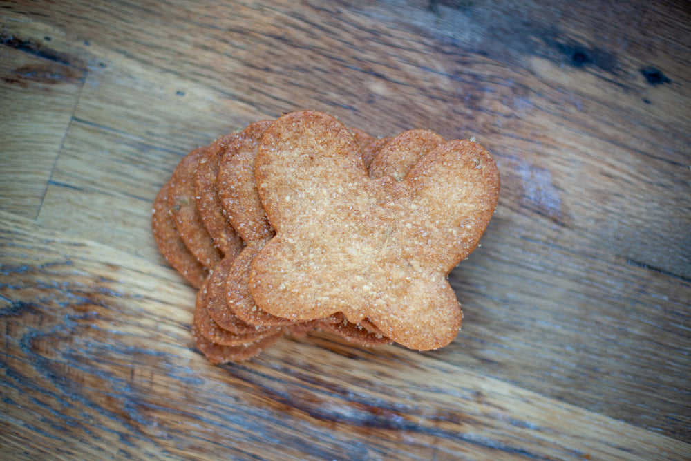 Honey Lavender Butterfly Cookie, Bag