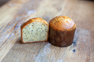 Load image into Gallery viewer, Lemon Poppy Seed Muffin
