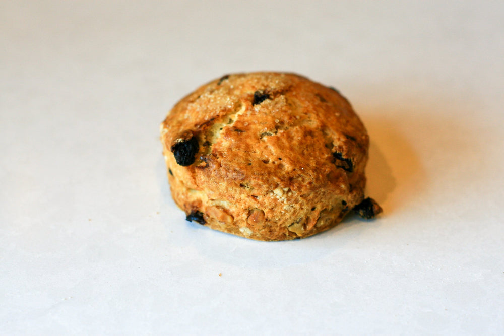 Load image into Gallery viewer, Raisin Walnut Scone