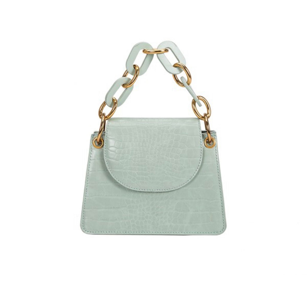 Kelly Mint | Crossbody