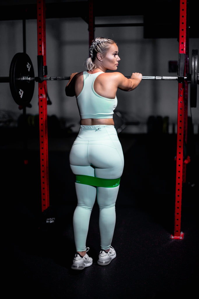 Skylar Essentials - Melon Fitness Leggings