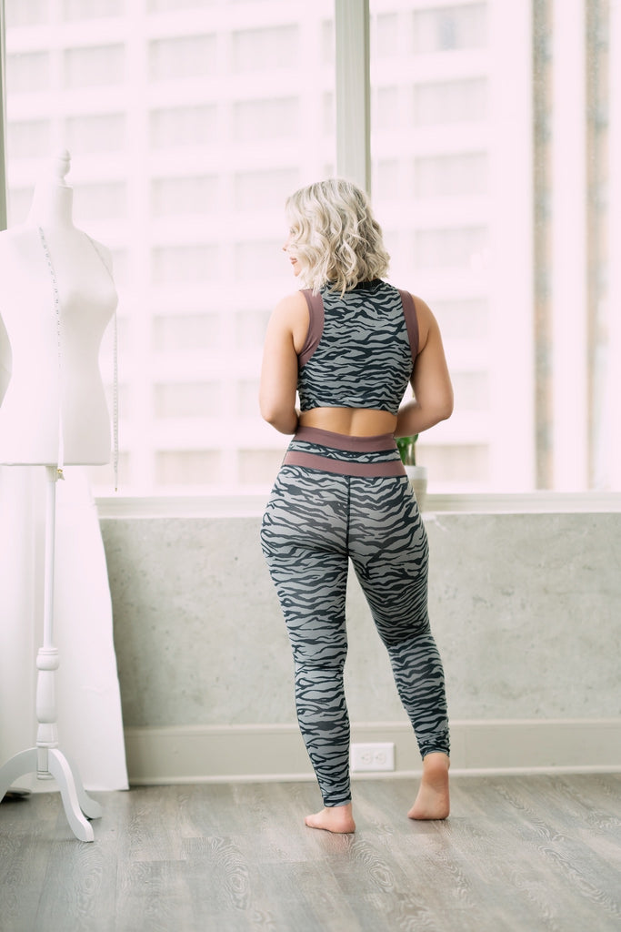 Essentials | Tiger Leggings