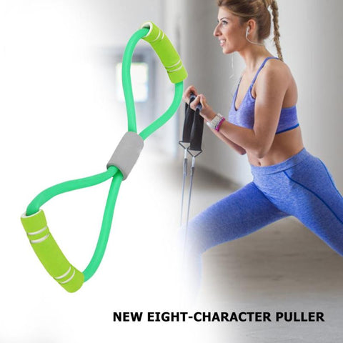 8 Shaped Resistance Bands