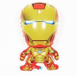 Globos metalizados Iron Man 32 Inch 73cmx45cm The Avengers