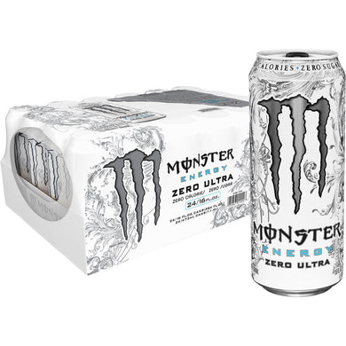 Monster Energy Zero Ultra (24 unidades)