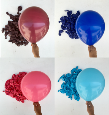 Globos de Latex Pastel Decomex R12