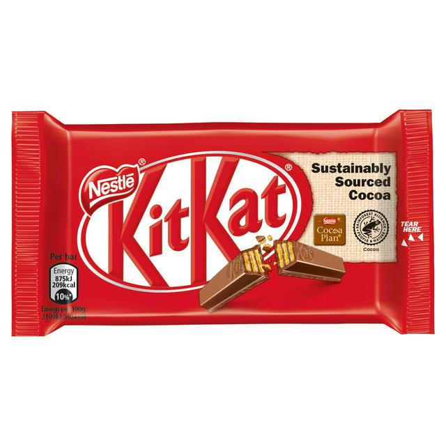 KitKat Crisp Wafer Chocolate 41.5Grs
