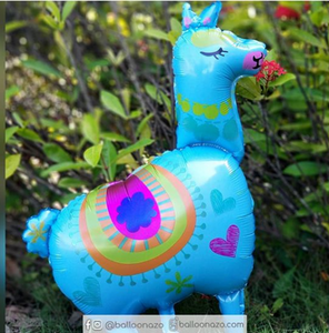 Llama Globo Piñata Fortnite Alpaca Batalla Video Game PlayStation