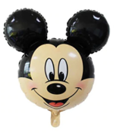 Big Cabeza Minnie Mouse y Mickey Mouse  32 Inch