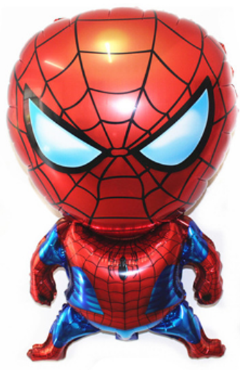Globos metalizados Spiderman 32 Inch 73cm x 45cm The Avengers