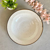 "White Haven 9"" Deep Plate"