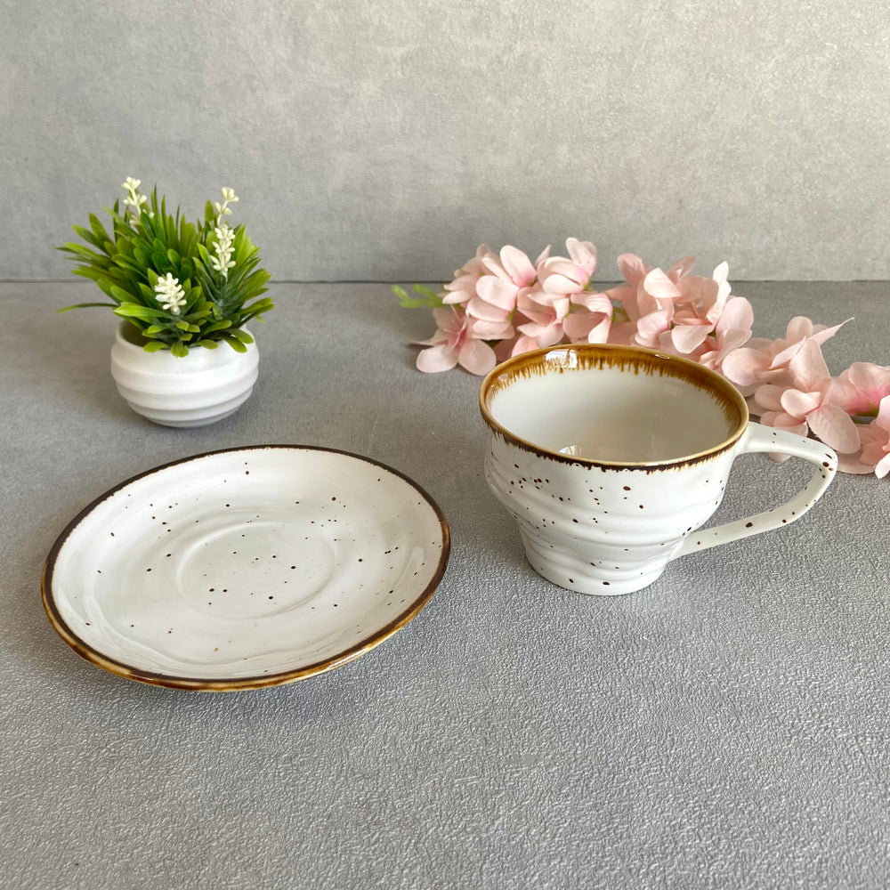 White Haven Cup & Saucer