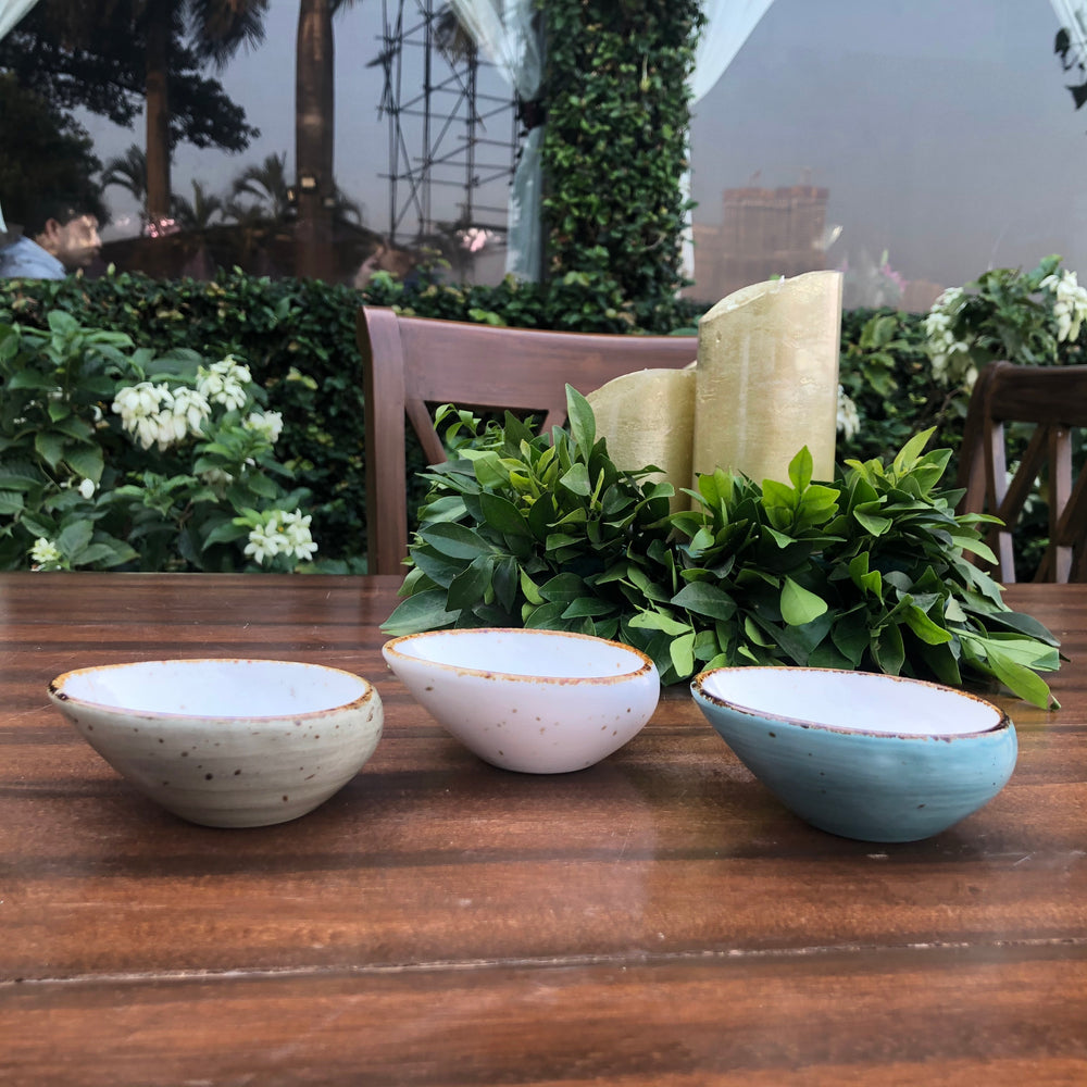 Marbella Pinch Bowls (Set of 3)