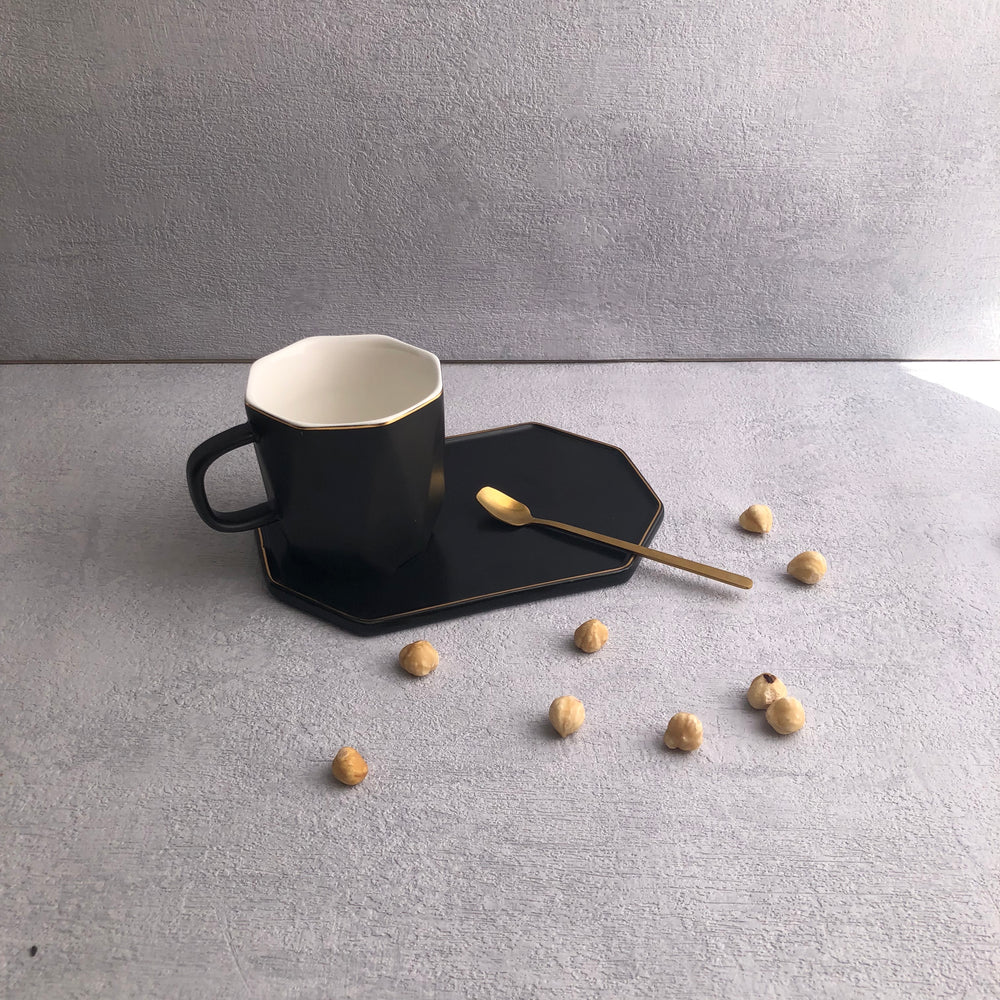 'Me Time' Ceramic Cup Set