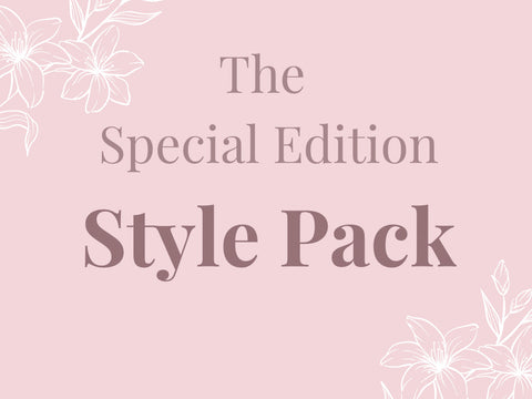 The Style Pack (Special Edition)
