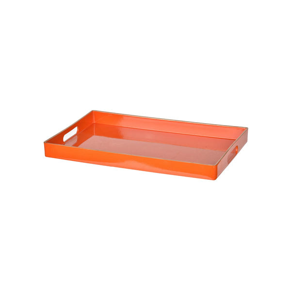 MIMOSA RECTANGLE TRAY ORANGE