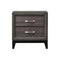 AKERSON NIGHT STAND GREY