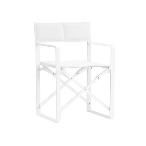 *** ALU SLING COVER DINING CHAIR