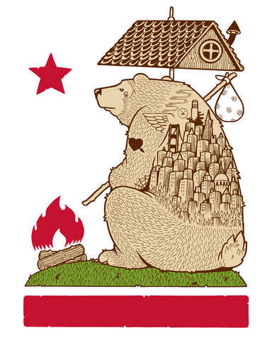 The Flag Bear