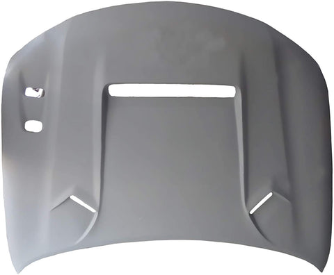 BJ 06016-Fiber Bonnet Hood for Nissan Patrol 4.8L Platinum 2014 - Top Secrete
