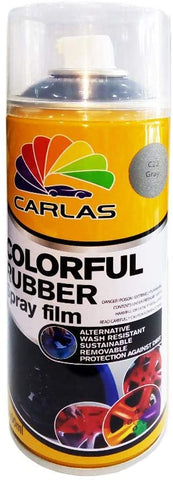 BJ 19013-Carlas Colorful Rubber Spray Film-400ML-C22 Gray