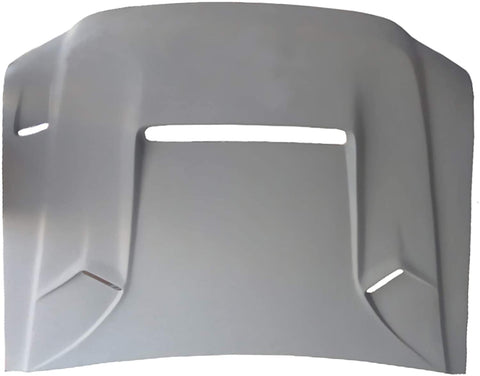 BJ 06002-Fiber Bonnet Hood for Nissan Patrol 4.8L VTC 2006 - 2018-Top Secrete TB48
