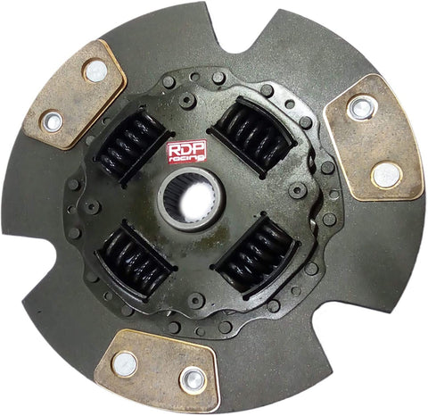 BJ 23019-RDP Racing Clutch Disc Honda V-tech B16A, B18C - 4 Cylinders
