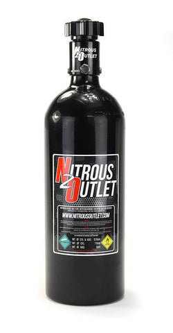 Powersports 5lb Nitrous Bottle