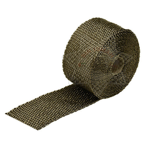 BJ 340054-Exhaust Heat Wrap- Turbo Manifold -Header -Downpipe-Titanium