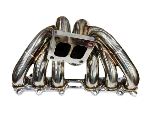 BJ 23004-TURBO MANIFOLD FOR TOYOTA SUPRA  2JZ-GTE
