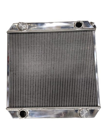 BJ 14366-Ford Aluminum Welded Radiator Universal