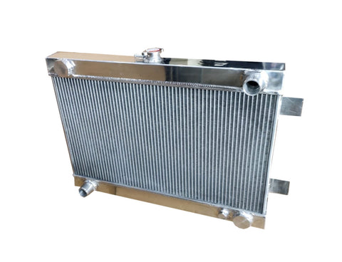 BJ 14646-Universal PERFORMANCE ALUMINIUM RADIATOR