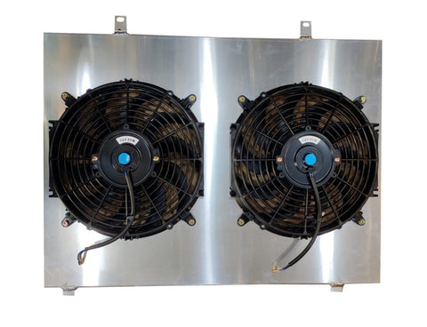 BJ 14704-TOYOTA LAND CRUISER 1FZ PERFORMANCE ALUMINIUM FAN SHROUD