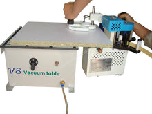 Load image into Gallery viewer, Aaron V8 Vacuum Table - Pneumatic Workpiece Holding