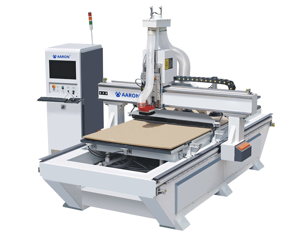 Aaron CNC10 - Entry-Level Single Spindle CNC Machine