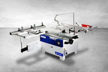 Load image into Gallery viewer, Aaron MJ-16KB - Powerful (5 HP) 1.6m 240V Single-phase Panel Saw