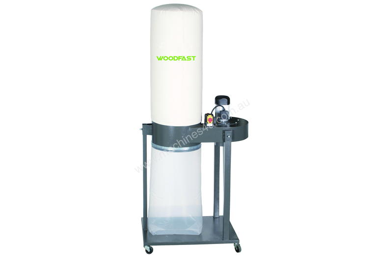 Woodfast DC3000 - Single-phase 2HP Dust Collector