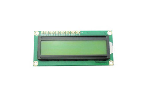 1602A 16x2 Character LCD Display (Blue backlight / White Text)