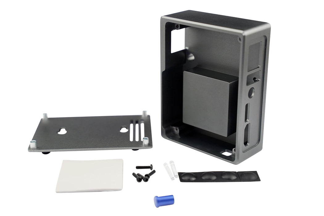 KKSB Machined Aluminum Case for ODROID XU4 and XU4Q